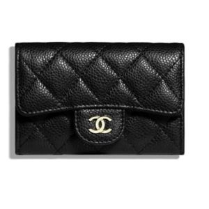 NEW Authentic Chanel Classic Card Holder